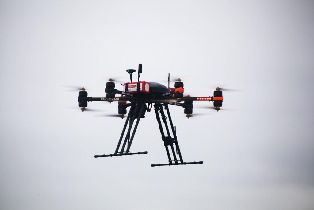 altigator onyxstar hydra drone heavy sensor capteur lourds emport - HYDRA