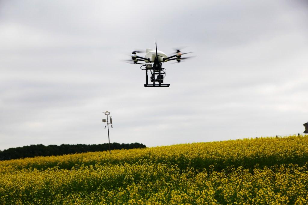 altigator onyxstar xena drone agriculture precision thermal camera thermique - XENA