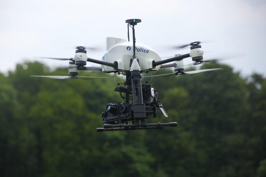 altigator onyxstar xena drone police ir infrared infrarouge zoom - XENA