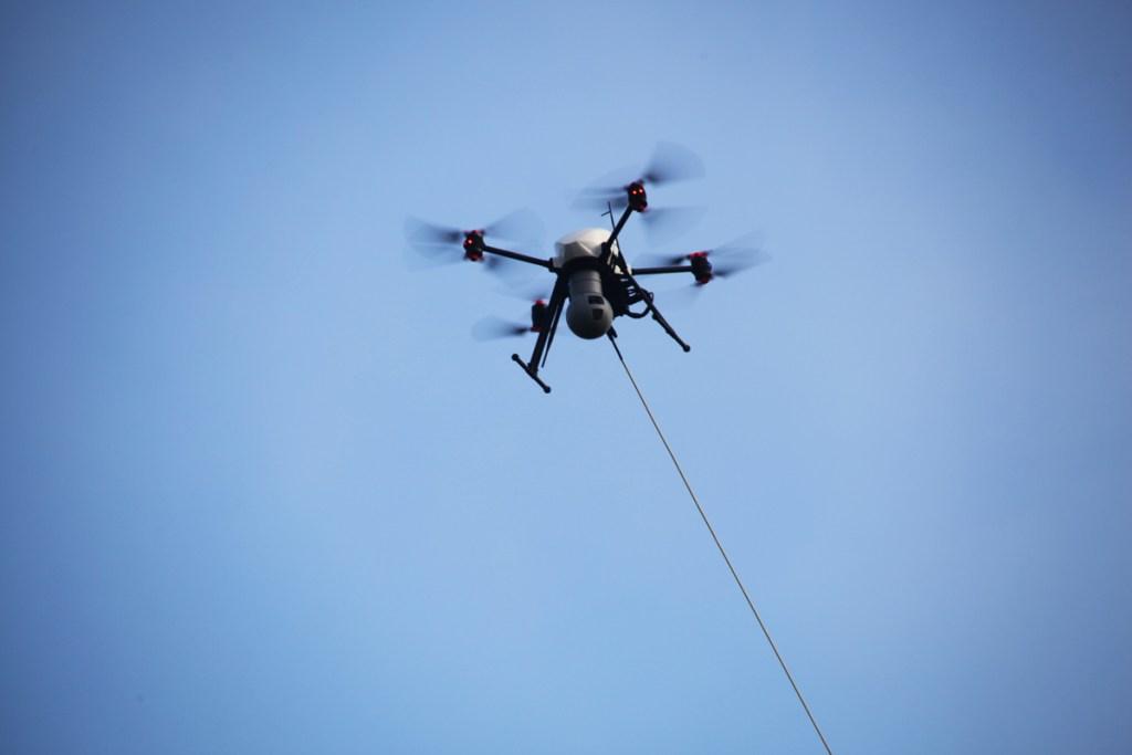 altigator onyxstar xena drone security unlimited flight vol illimite - XENA