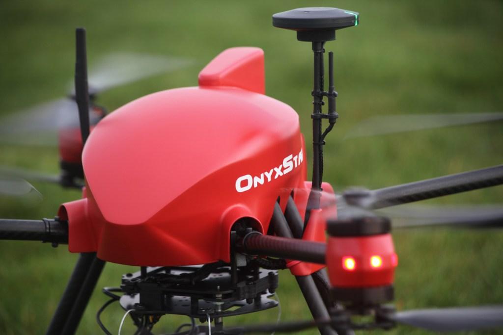 altigator onyxstar xena drone sony rx100 photogrammetry - XENA