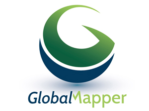 global mapper drone uav uas rpas gis sig software - Software