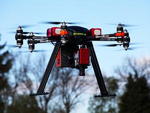 hydra heavy lifter uav drone uas rpas gros porteur compact 1 - Drones
