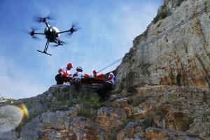 onyxstar drone uav uas xena 8f sar search rescue mountain montagne recherche sauvetage 1 - XENA Rescue