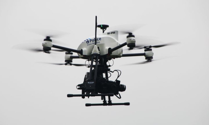 Drones: the new tool used by Police forces