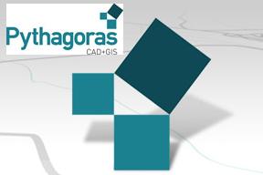 Pythagoras UAV drone CAD - GIS software