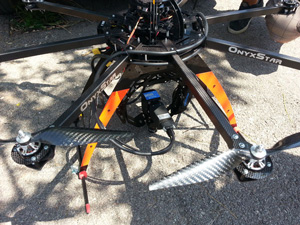 station volante hyperspectrale - La technologie des drones au service de l'agriculture