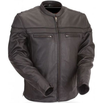 Top quality Full grain leather motorcycle jackets