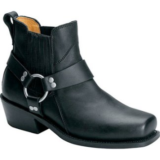 Western cowboy boot for Motorcycling
