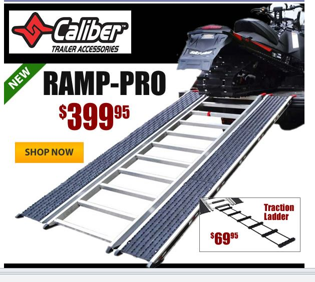 Snowmobile Ramp and Roll Kit Buddy