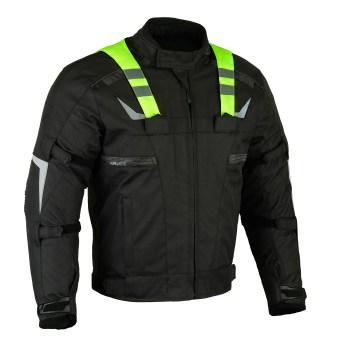 Hi Viz Motorcycle Jacket