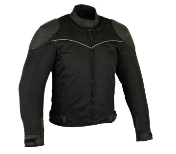 Mens Mesh Motorcycle Jackets