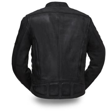 Warrior Jacket back