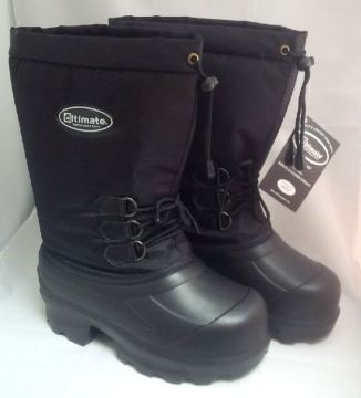 Warm winter snow boot