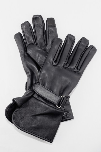 Leather Gauntlet Glove