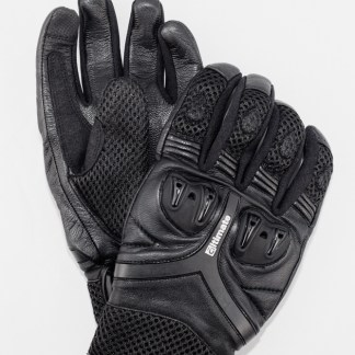 Airway Short Mesh Motorcycle Glove
