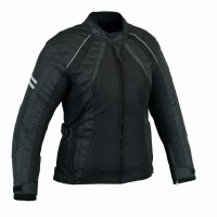 Bella Womens Mesh motorcycle Jacket