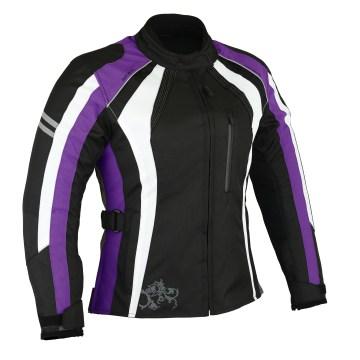 Woman's Textile motorcycle jacket
