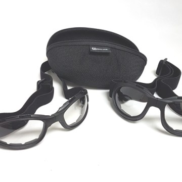 Transitional No Fog Goggles