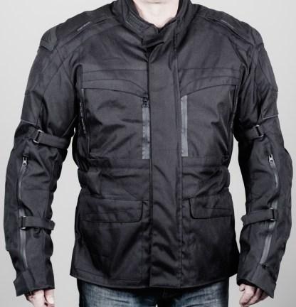 Mens Touring dual sport Jacket