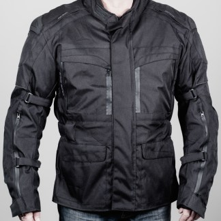 Mens Touring dual sport Jacket