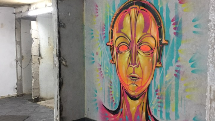 Marrying cinema with Street Art: memory of a beautiful exhibition in Paris!