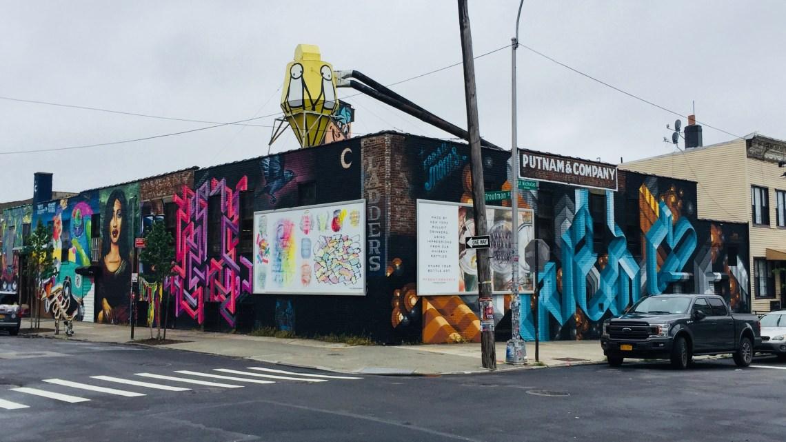 Promenade Street Art : À la découverte du Bushwick Collective à Brooklyn