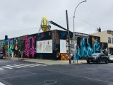 le centre de The Bushwich Collective à Brooklyn