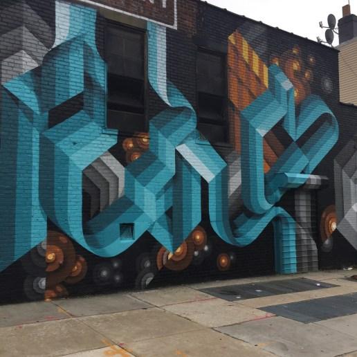 Fresco by New York artist Chris Soria - Copyright: @Altinnov