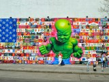 Houston Bowery Wall - Ron English