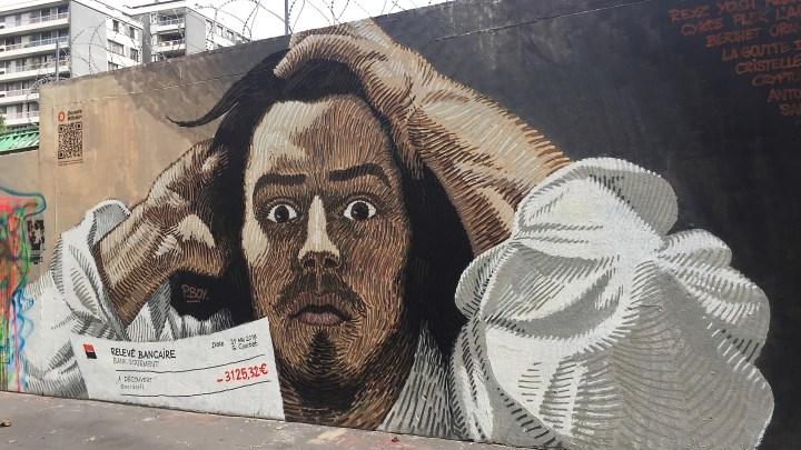 À Paris, un mur Street Art transformé en pamphlet révolutionnaire !