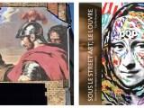 Couverture article blog street art Altinnov - Sous le Street Art le Louvre - Cyrille Gouyette