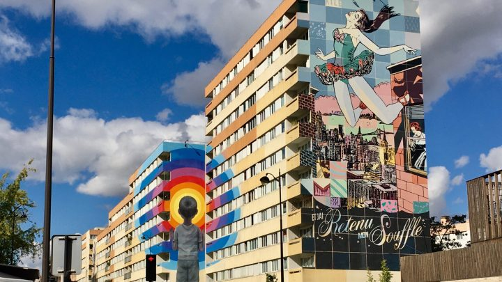 The 13th  District of Paris: The open-air Street Art Museum