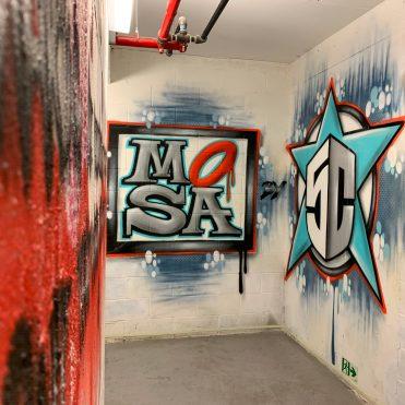 MOSA logo par Meres One - Photo @Altinnov