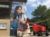 Le Street Art s'installe dans le berceau des impressionnistes à Chatou