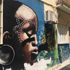 3rd Smile Festival Athènes Street Art