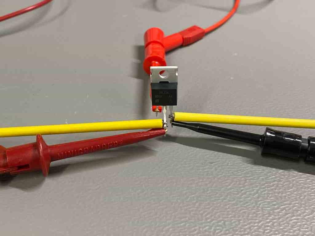 MOSFETs und deren RDSon