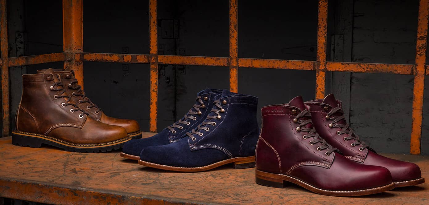 urban boots for men