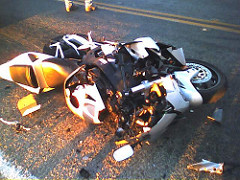 Top 7 Causes of Motorcycle Wrecks