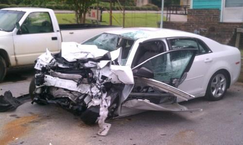 Auto Accident Case -- Altizer Law