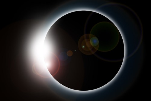 how to avoid damage from solar eclipse