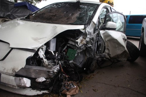 Side-Impact Auto Accident Causes TBI - Altizer Law