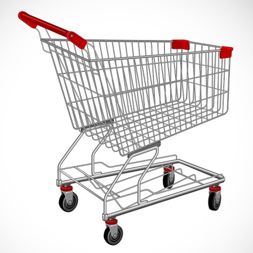 Teen Boys Throw Shopping Cart from 4th Floor Walkway