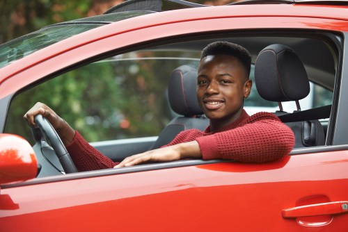 Teen Driver Safety Week