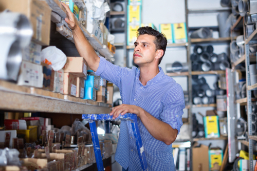 Merchandise Falling from Shelf Causes Traumatic Brain Injury