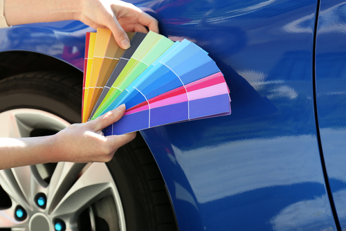Safest and Riskiest Car Colors