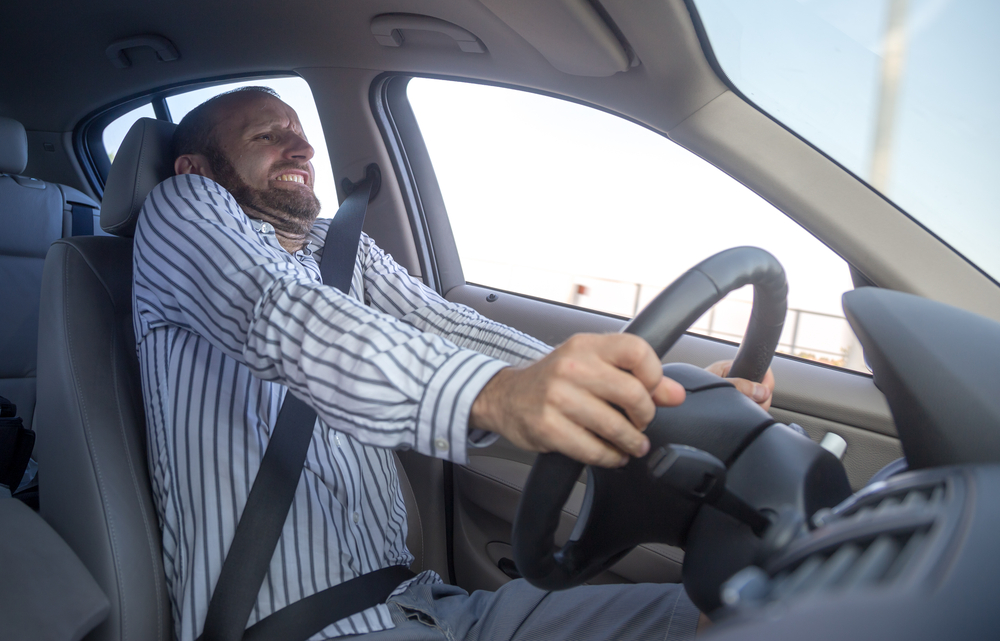 Are You an Aggressive Driver -- Altizer Law PC
