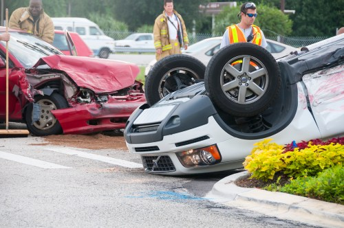 Top Four Most Dangerous Types of Auto Accidents