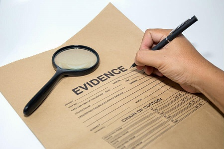 Different Types of Evidence Used in Personal Injury Cases