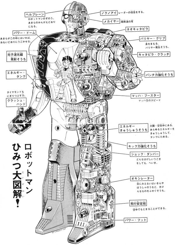 AltJapan: Mecha Joint
